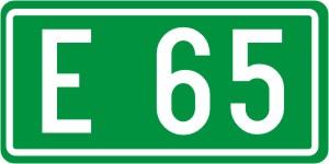 C127 BROJ MEĐUNARODNE CESTE